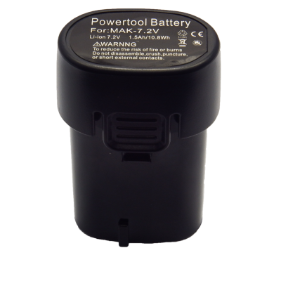 7.2V 1.5Ah (2S1P) Replacement Li-ion Battery Pack for Makita