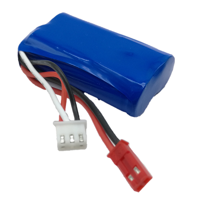 7.4V650mAh (2S1P) Lithium-ion Battery Pack HB015